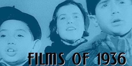 Sands Cinema Club: KOMEDIE OM GELD (Films of 1936) tickets