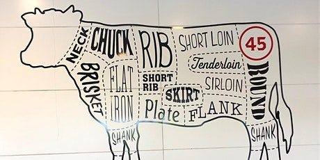 BBQ Series Featuring Brandt Beef - Intro to Butchery tickets