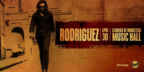 Rodriguez tickets