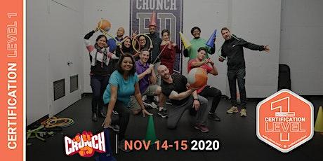 Autism Fitness Level 1 - New York, NY - Nov - 14-15 - 2020 tickets