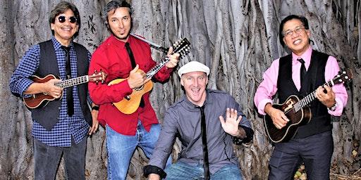 BEAT-LELE an a Ukulele Tribute to the BEATLES Kauai War Memorial Concert Hall