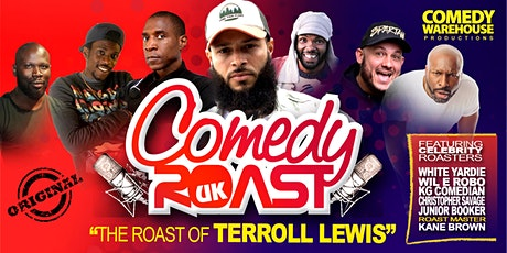 Comedy Roast UK Live tickets