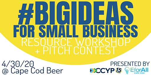 Big Ideas for Small Business