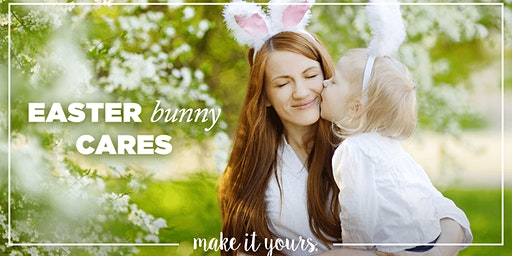 Bunny Cares at CherryVale Mall 2020