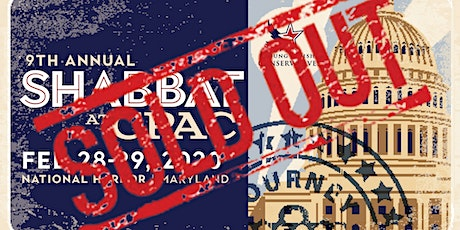 ***SOLD OUT*** Young Jewish Conservatives 9th Annual Shabbat Event at CPAC 2020! tickets