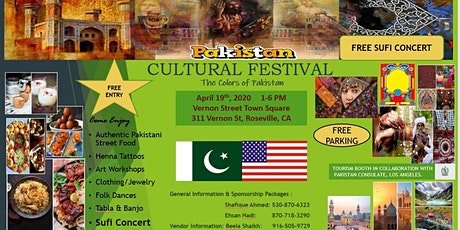 Pakistan Culture Festival tickets