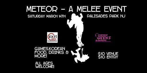 Meteor - A Super Smash Bros Melee Event in Palisad