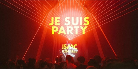 JE SUIS PARTY 2020 tickets