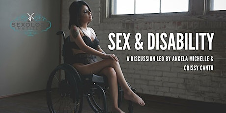 Sex and Disability Discussion tickets