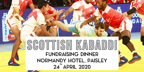 Scottish Kabaddi Dinner  tickets