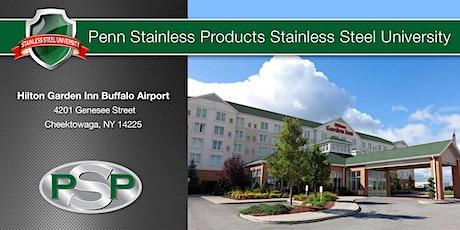 Stainless Steel University - Buffalo, NY - May 28 tickets