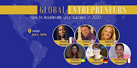 Global Entrepreneurs tickets