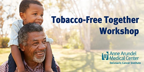 Tobacco Free Together Workshop tickets