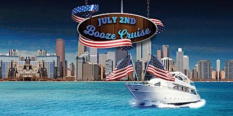 July 2nd Booze Cruise tickets