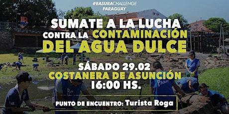 Limpieza, Conciencia Medio Ambiental  y EcoTecho, 1ra fase en Bahía de ASU. entradas