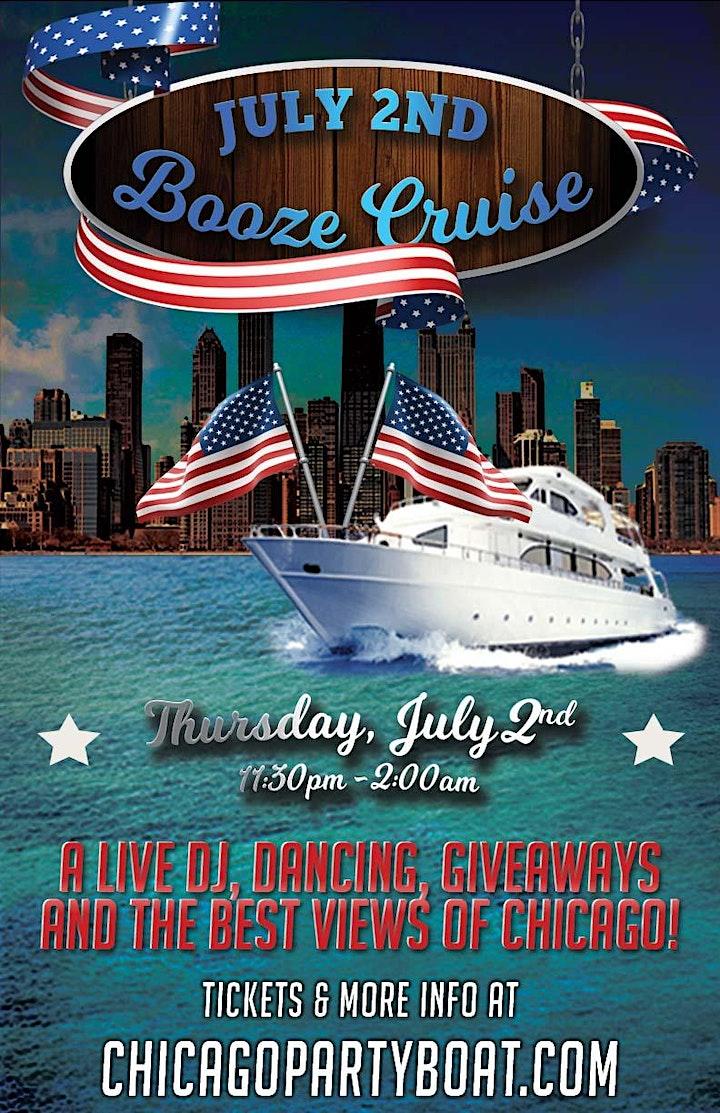 CANCELED - July 2nd Booze Cruise image