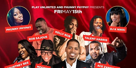 A Mother's Day Comedy Show and After Party tickets