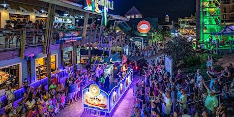 HarborWalk Village Mardi Gras - Book Your Float Ride! tickets
