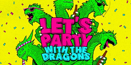 Let's Party With The Dragons (Improv Comedy) tickets
