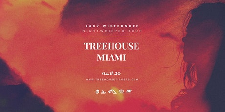 Jody Wisternoff @ Treehouse Miami tickets