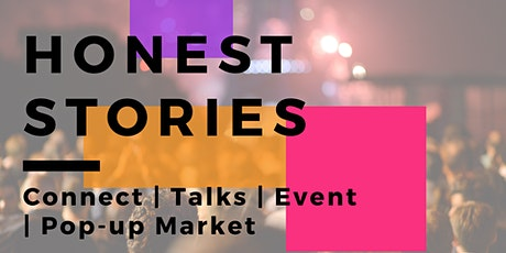 Honest Stories | People sharing their failure and lessons learned tickets