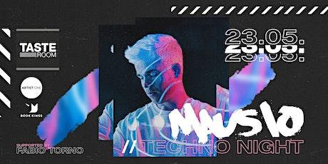 Mausio - Techno Night // 23.05.2020 Tickets