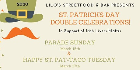 Saint Patrick's Parade Party at Lilo's tickets