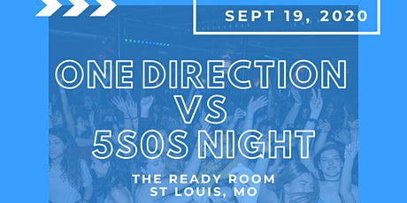 Fangirl Fantasy Presents One Direction vs 5SOS Night tickets