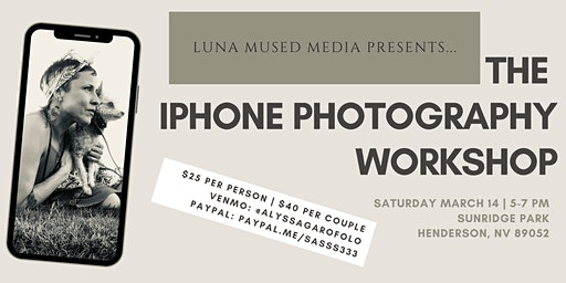 The iPhone Photography Workshop