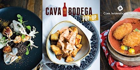 Cava  Bodega Pop Up at Cork International Hotel tickets
