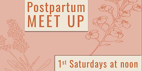 Postpartum Meet Up tickets