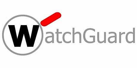 Tecnical Refresh para WatchGuardianos bilhetes