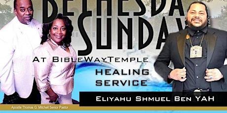 Pool of Bethesda Healing Service - with Eliyahu Shmuel Ben YAH tickets