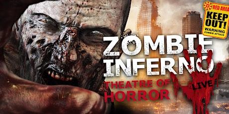 ZOMBIE INFERNO - Theatre Of Horror | Hamburg tickets