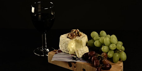 Copy of Wine & Cheese: A Pairing Event tickets