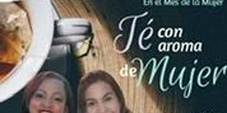 "Conferencia ""Te con aroma de mujer"" tickets"