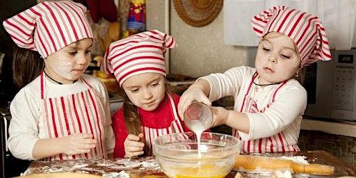 Kid's Cooking Class: Cheese Ravioli & Brownies