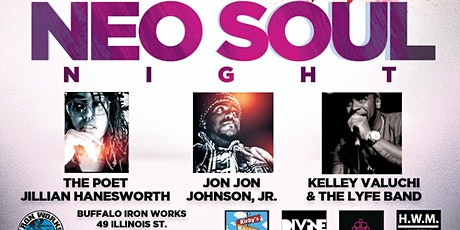 Neo-Soul Night tickets