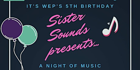 Sister Sounds Presents: A night of music tickets