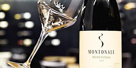 Aperitivo con degustazione vini di Montonale - Lugana biglietti