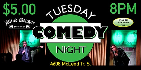 Comedy Tuesday Night tickets