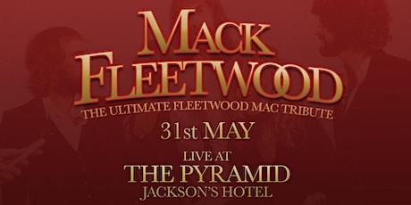 Mack Fleetwood - Jackson's Hotel Live tickets