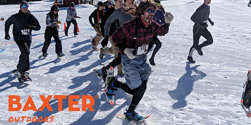 2020 - Mt Abram Lumberjack 5KM and Uphill SkiMo Classic