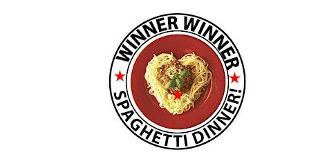 POSTPONED Exchange Club's 33rd Spaghetti Community Fundraiser Apr 25th at Fluor tickets
