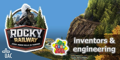 Kids Kapers - Inventors and Engineering 2020 (5 days) tickets