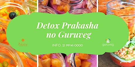 Detox Delivery Prakasha no Guruveg ingressos