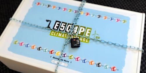 Escape-Climate-Change Schulung Didacta