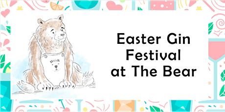 Easter Gin Festival tickets
