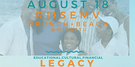 Brunch & Beach - The 2020 Reset - Tenth Annual RIISE Martha's Vineyard tickets