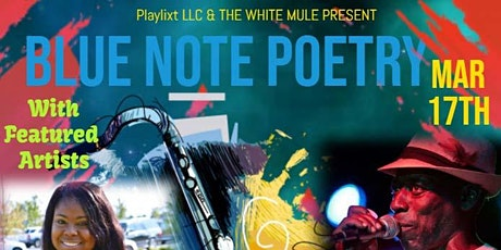 Blue Note Poetry feat. Sassy the Poet & Lovely Lexy G! tickets